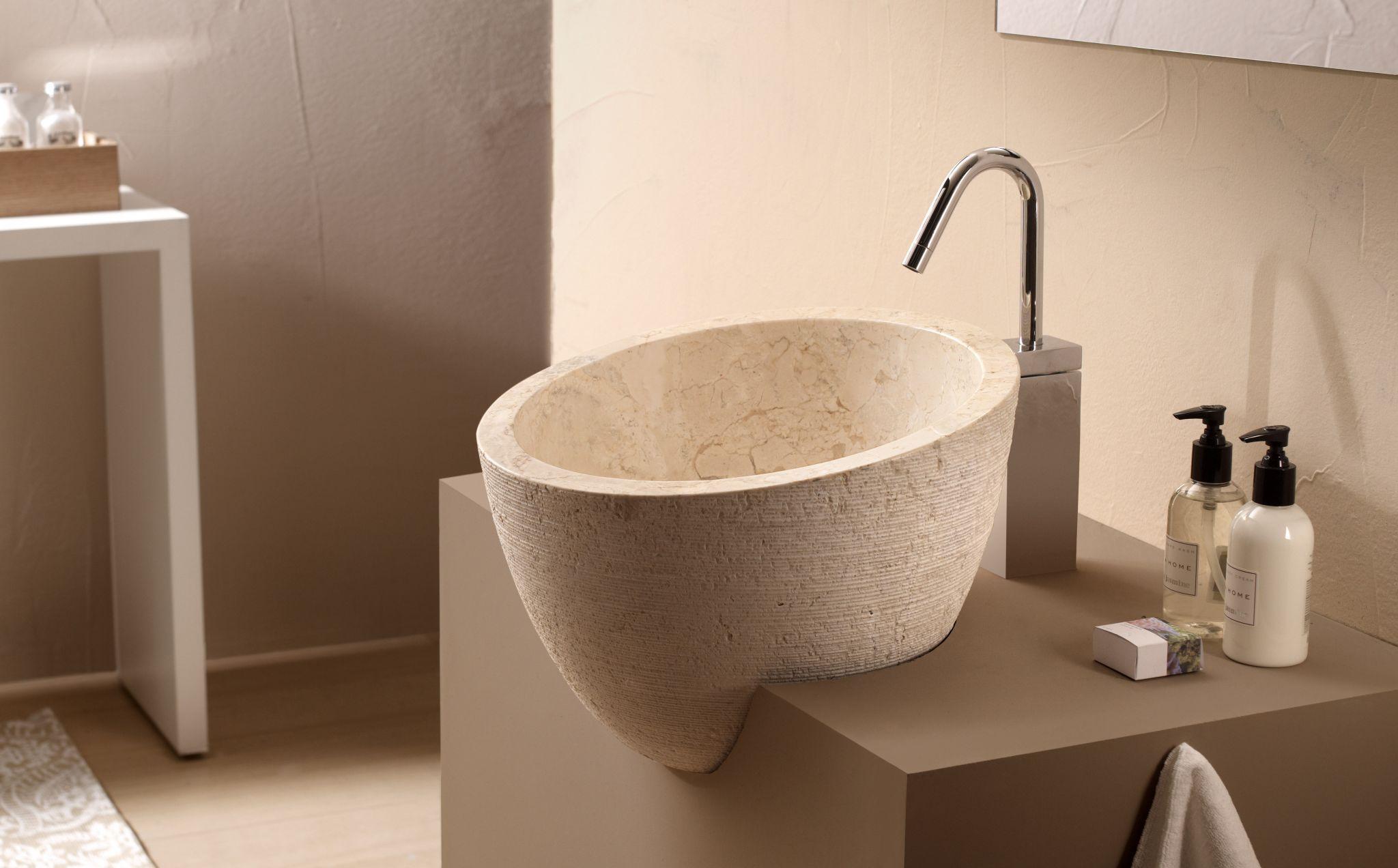 bathco lavabo azulblanco