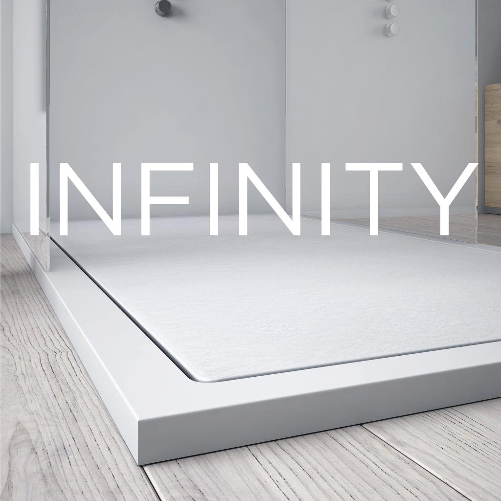 nuovvo plato de ducha infinity