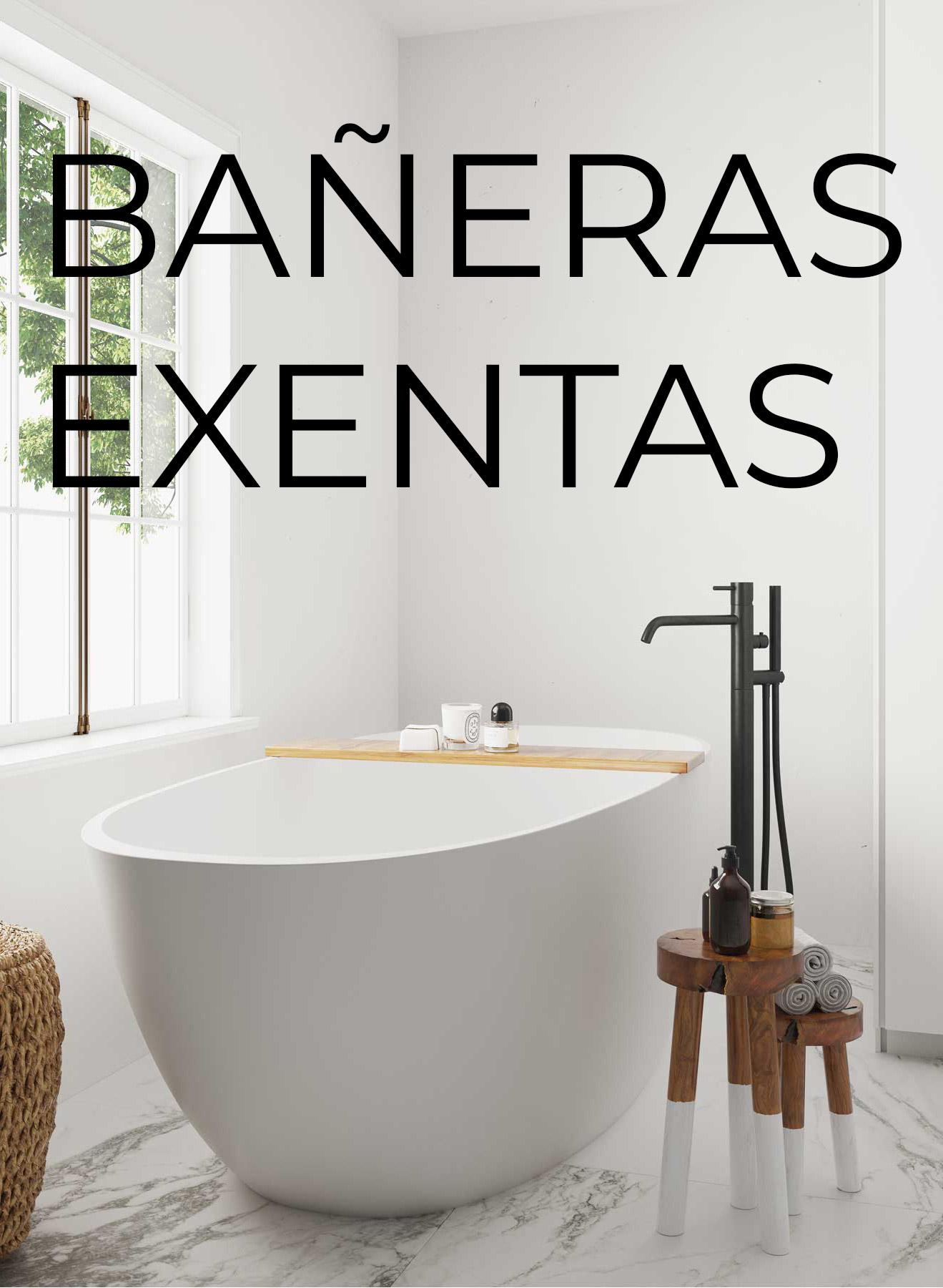 Bañeras exentas Unibaño