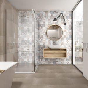 tau-ceramica-sun-blanco-dec-bellaria-multi-set-2-piezas-25x75